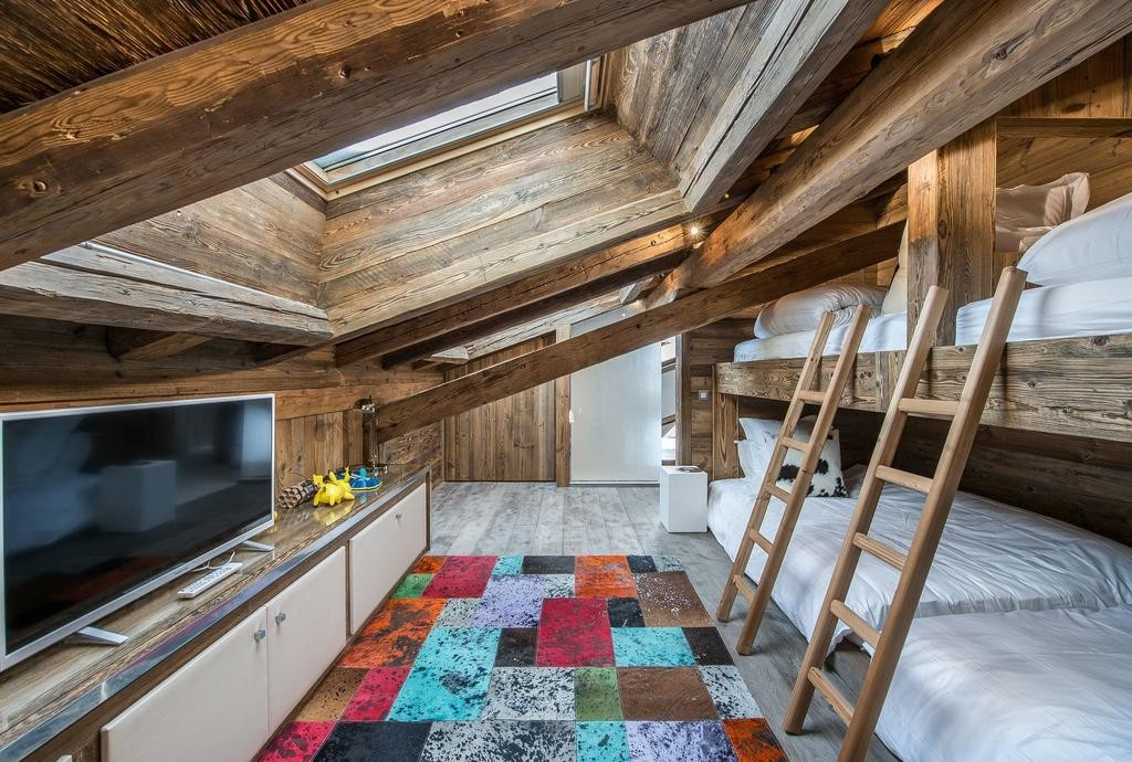 Image 9   Spectacular Ski Chalet for Sale in Megeve with 7 Bedrooms, Pool and Home Cinema 203157