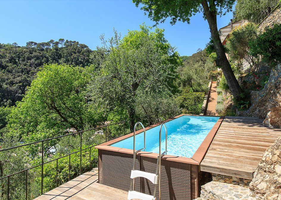 Image 7 | 5 bedroom villa for sale with 1.5 hectares of land, Santa Margherita Ligure, Genoa, Liguria 203503