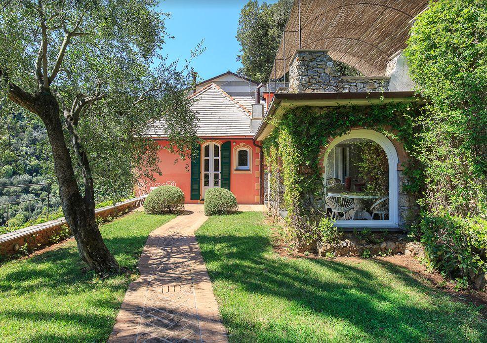 Image 9 | 5 bedroom villa for sale with 1.5 hectares of land, Santa Margherita Ligure, Genoa, Liguria 203503