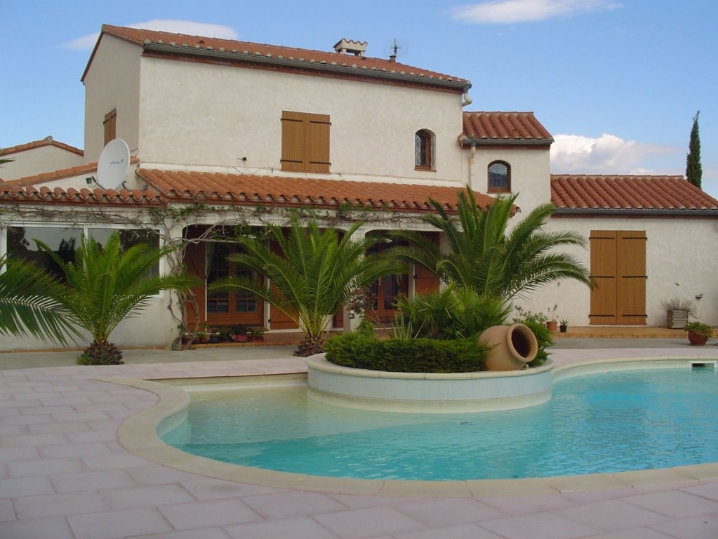 Image 2   3 bedroom villa for sale with 1 hectares of land, Montesquieu des Alberes, Pyrenees-Orientales , Languedoc-Roussillon 203663