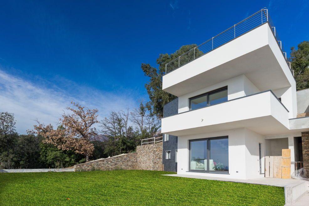 Image 2 | 3 bedroom villa for sale with 600m2 of land, Arenzano, Genoa, Liguria 203742