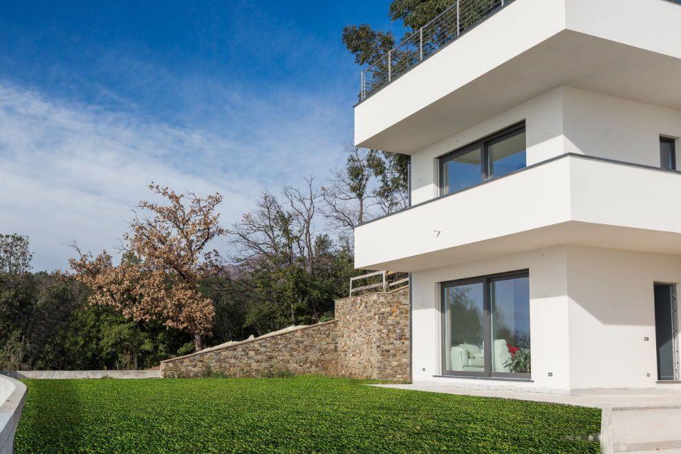 Image 3 | 3 bedroom villa for sale with 600m2 of land, Arenzano, Genoa, Liguria 203742