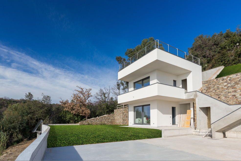 Image 4 | 3 bedroom villa for sale with 600m2 of land, Arenzano, Genoa, Liguria 203742