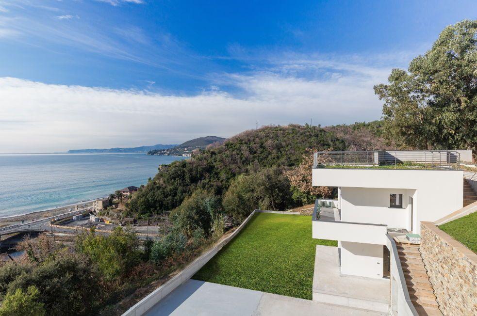 Image 7 | 3 bedroom villa for sale with 600m2 of land, Arenzano, Genoa, Liguria 203742
