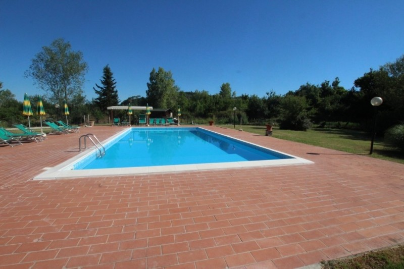 Image 8 | 8 bedroom farmhouse for sale with 1 hectares of land, Terricciola, Pisa, Tuscany 204024