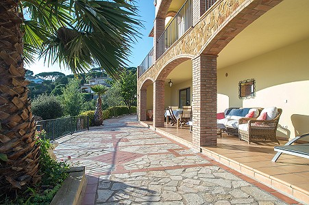 Image 8   5 bedroom villa for sale with 0.22 hectares of land, Platja d'Aro, Girona Costa Brava, Catalonia 204129