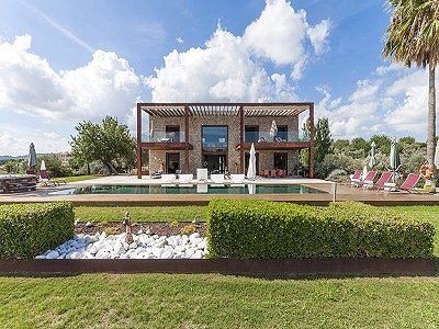 Image 1 | 6 bedroom villa for sale with 52,558m2 of land, Pollenca, Northern Mallorca, Mallorca 204136