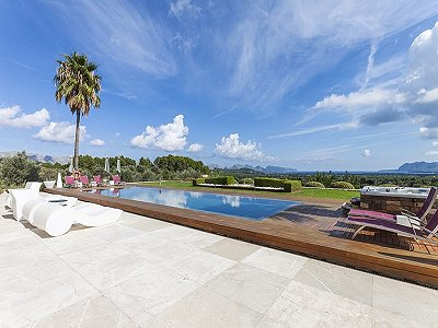 Image 10 | 6 bedroom villa for sale with 52,558m2 of land, Pollenca, Northern Mallorca, Mallorca 204136