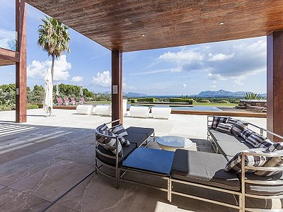 Image 3 | 6 bedroom villa for sale with 52,558m2 of land, Pollenca, Northern Mallorca, Mallorca 204136