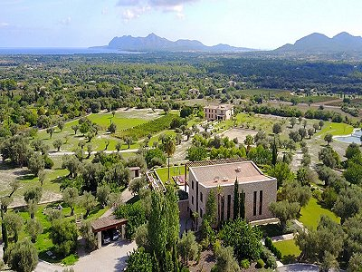 Image 5 | 6 bedroom villa for sale with 52,558m2 of land, Pollenca, Northern Mallorca, Mallorca 204136