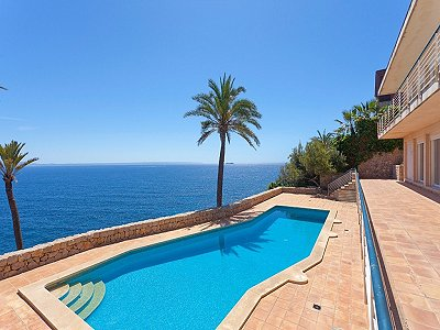 Image 1 | 7 bedroom villa for sale with 1,650m2 of land, Cala Vinyes, South Western Mallorca, Mallorca 204191