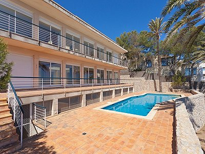 Image 15 | 7 bedroom villa for sale with 1,650m2 of land, Cala Vinyes, South Western Mallorca, Mallorca 204191