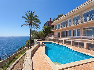 Image 3 | 7 bedroom villa for sale with 1,650m2 of land, Cala Vinyes, South Western Mallorca, Mallorca 204191