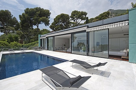 Image 2   5 bedroom villa for sale with 1,400m2 of land, Eze, Eze Cap d'Ail, French Riviera 204200