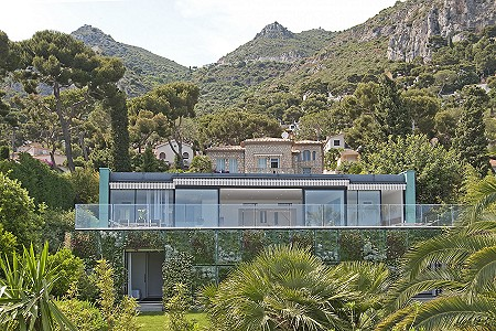Image 3   5 bedroom villa for sale with 1,400m2 of land, Eze, Eze Cap d'Ail, French Riviera 204200