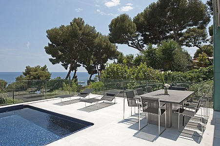 Image 5   5 bedroom villa for sale with 1,400m2 of land, Eze, Eze Cap d'Ail, French Riviera 204200