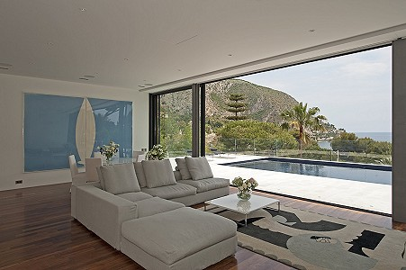 Image 7   5 bedroom villa for sale with 1,400m2 of land, Eze, Eze Cap d'Ail, French Riviera 204200