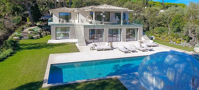 Image 1 | 7 bedroom villa for sale with 0.41 hectares of land, Les Marres, Ramatuelle, St Tropez, French Riviera 204237