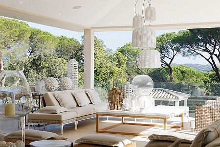 Image 13 | 7 bedroom villa for sale with 0.41 hectares of land, Les Marres, Ramatuelle, St Tropez, French Riviera 204237