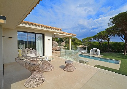 Image 2 | 7 bedroom villa for sale with 0.41 hectares of land, Les Marres, Ramatuelle, St Tropez, French Riviera 204237