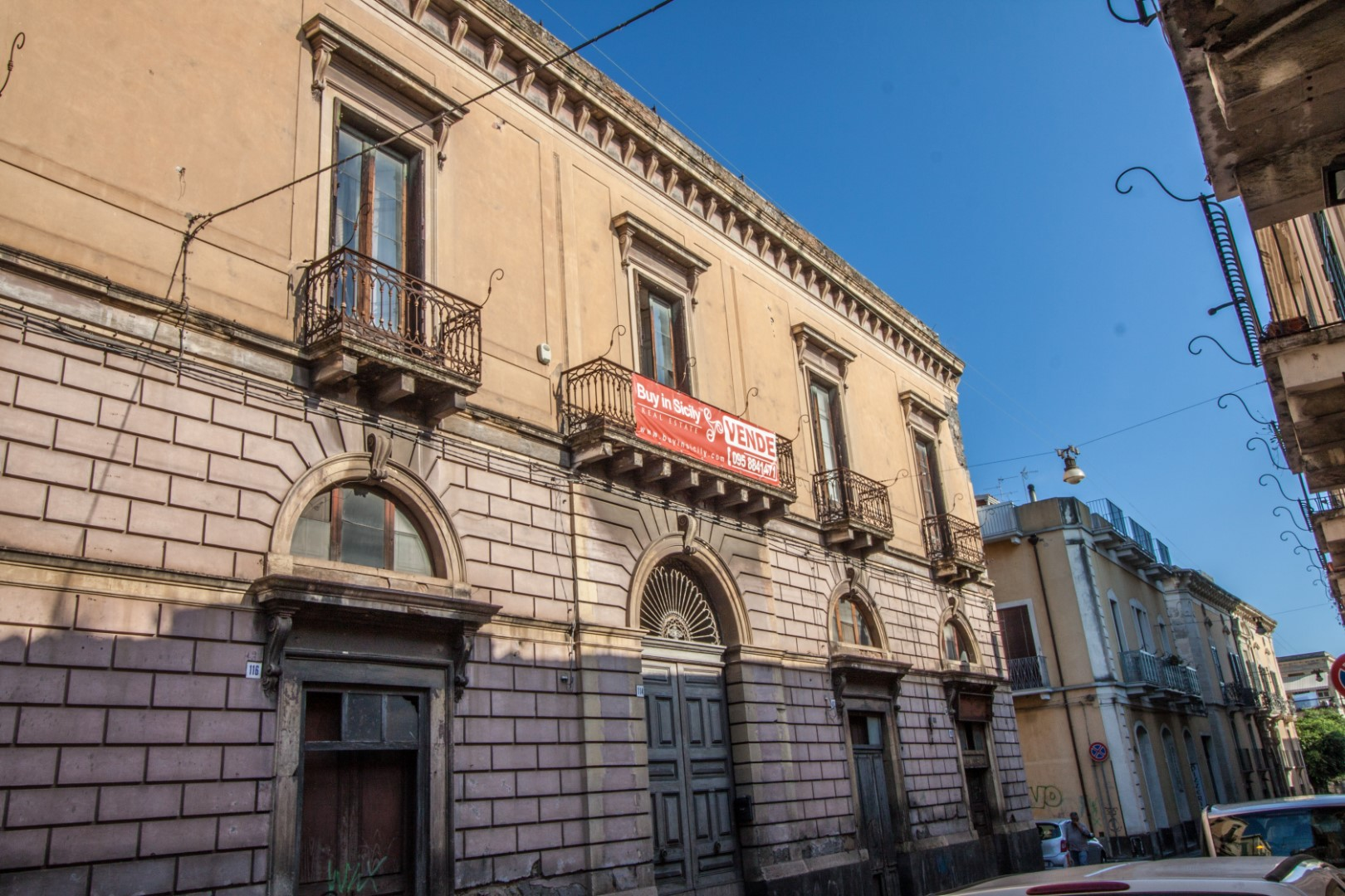 Image 3   15 bedroom manor house for sale, Acireale, Catania, Sicily 204535