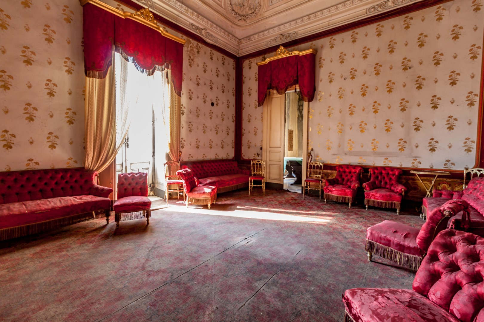 Image 5   15 bedroom manor house for sale, Acireale, Catania, Sicily 204535