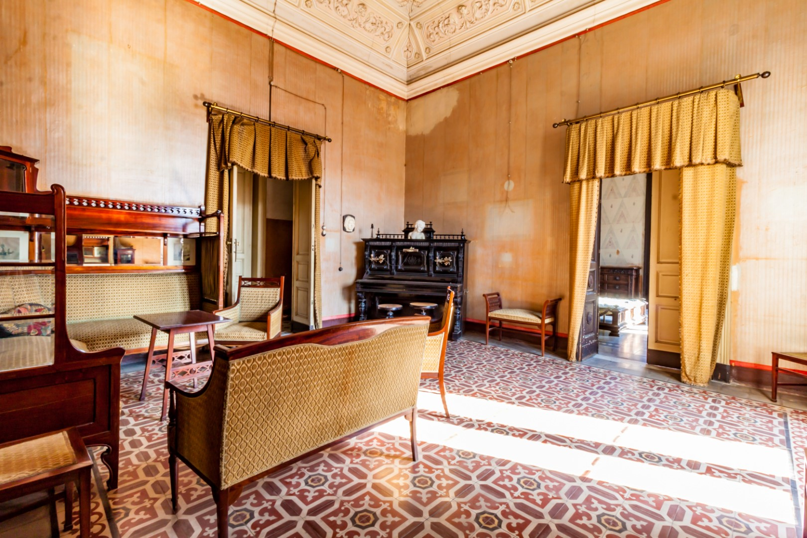 Image 7   15 bedroom manor house for sale, Acireale, Catania, Sicily 204535