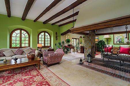 Image 11   8 bedroom farmhouse for sale with 3 hectares of land, Calonge, Girona Costa Brava, Catalonia 204543
