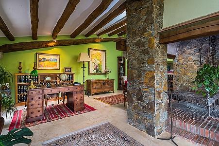 Image 12   8 bedroom farmhouse for sale with 3 hectares of land, Calonge, Girona Costa Brava, Catalonia 204543