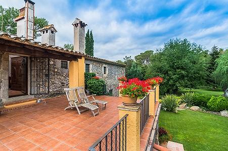 Image 13   8 bedroom farmhouse for sale with 3 hectares of land, Calonge, Girona Costa Brava, Catalonia 204543