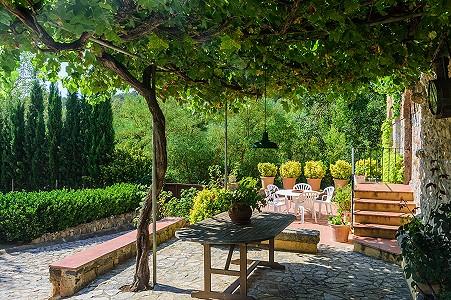 Image 2   8 bedroom farmhouse for sale with 3 hectares of land, Calonge, Girona Costa Brava, Catalonia 204543