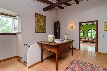 Image 26   8 bedroom farmhouse for sale with 3 hectares of land, Calonge, Girona Costa Brava, Catalonia 204543