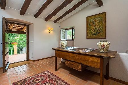 Image 8   8 bedroom farmhouse for sale with 3 hectares of land, Calonge, Girona Costa Brava, Catalonia 204543