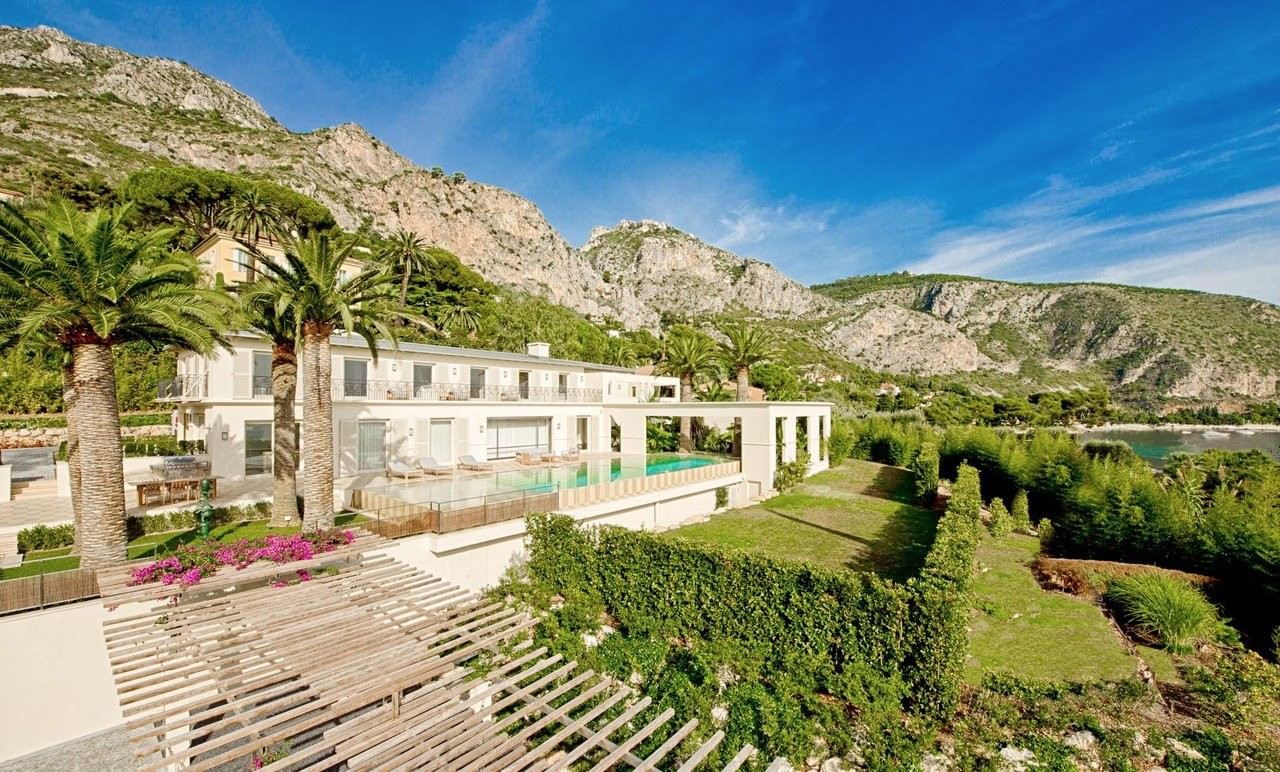 Image 1 | 11 bedroom villa for sale with 0.58 hectares of land, Eze, Eze Cap d'Ail, French Riviera 204659