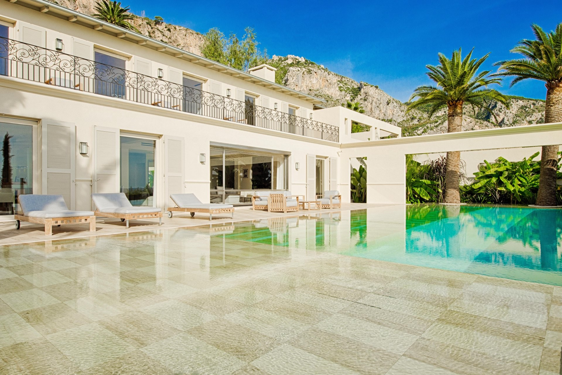 Image 2 | 11 bedroom villa for sale with 0.58 hectares of land, Eze, Eze Cap d'Ail, French Riviera 204659
