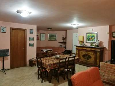 Image 8 | Charming Villa for Sale, fully furnished in Nereto, Teramo, Abruzzo with lift, and 3 bedrooms. 204819