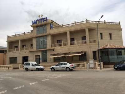 Image 1   14 bedroom hotel for sale, Montealegre del Castillo, Albacete, Castile-La Mancha 205534