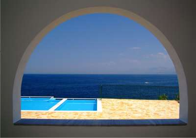 Image 3 | 4 bedroom villa for sale with 1,600m2 of land, Kassiopi, Corfu, Ionian Islands 205598