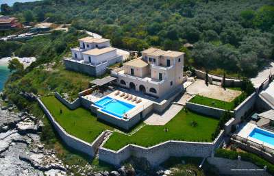 Image 4 | 4 bedroom villa for sale with 1,600m2 of land, Kassiopi, Corfu, Ionian Islands 205598