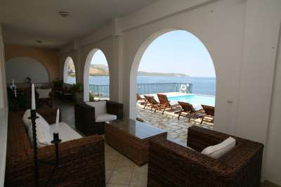 Image 6 | 4 bedroom villa for sale with 1,600m2 of land, Kassiopi, Corfu, Ionian Islands 205598