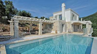 Image 1   5 bedroom villa for sale with 0.95 hectares of land, Barbati, Corfu, Ionian Islands 205617