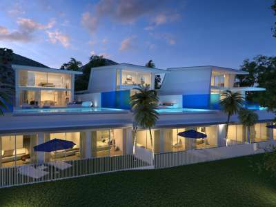 Image 1   4 bedroom villa for sale, Reserva del Higueron Resort, Benalmadena, Malaga Costa del Sol, Andalucia 206077