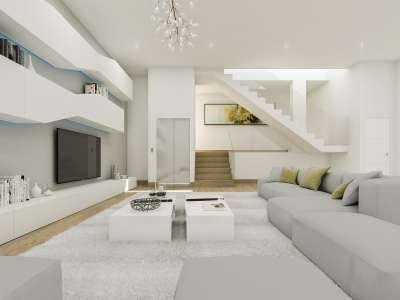 Image 3   4 bedroom villa for sale, Reserva del Higueron Resort, Benalmadena, Malaga Costa del Sol, Andalucia 206077