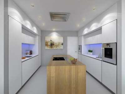 Image 5   4 bedroom villa for sale, Reserva del Higueron Resort, Benalmadena, Malaga Costa del Sol, Andalucia 206077