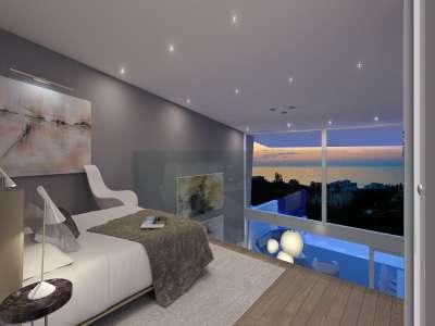 Image 7   4 bedroom villa for sale, Reserva del Higueron Resort, Benalmadena, Malaga Costa del Sol, Andalucia 206077