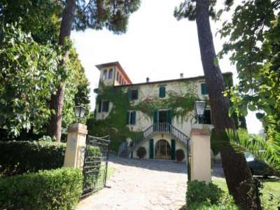 Image 1   8 bedroom villa for sale with 2.75 hectares of land, Castagneto Carducci, Livorno, Tuscany 206140