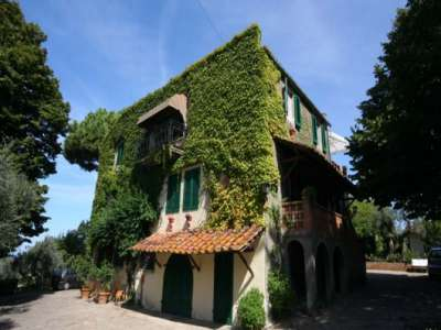 Image 2   8 bedroom villa for sale with 2.75 hectares of land, Castagneto Carducci, Livorno, Tuscany 206140