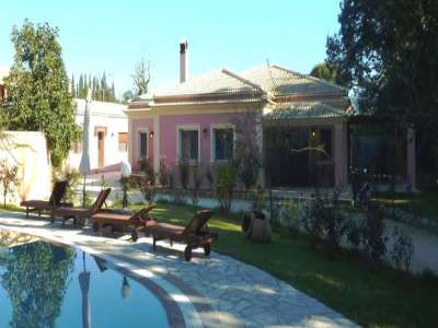 Image 1   4 bedroom house for sale with 2,300m2 of land, Corfu Town, Corfu, Ionian Islands 206327