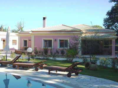 Image 2   4 bedroom house for sale with 2,300m2 of land, Corfu Town, Corfu, Ionian Islands 206327