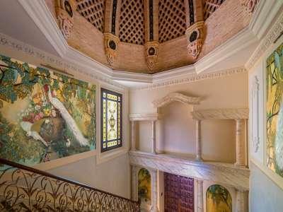 Image 12   8 bedroom villa for sale with 0.5 hectares of land, Sierra Blanca, Marbella, Malaga Costa del Sol, Marbella Golden Mile 206362